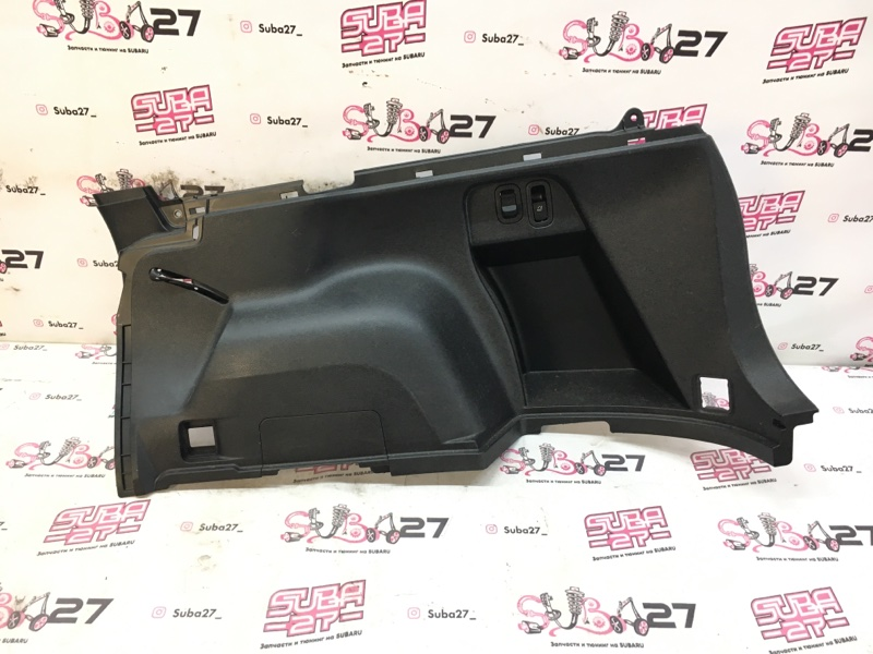 Пластик багажника Subaru Forester SHJ FB20 2011 правый (б/у)