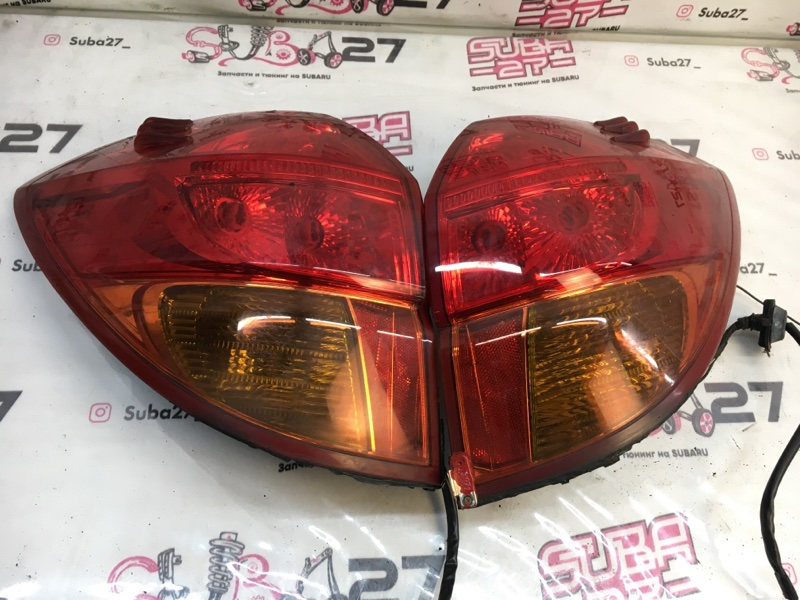 Стоп-сигнал Subaru Legacy BP5 EJ20Y 2005 (б/у)