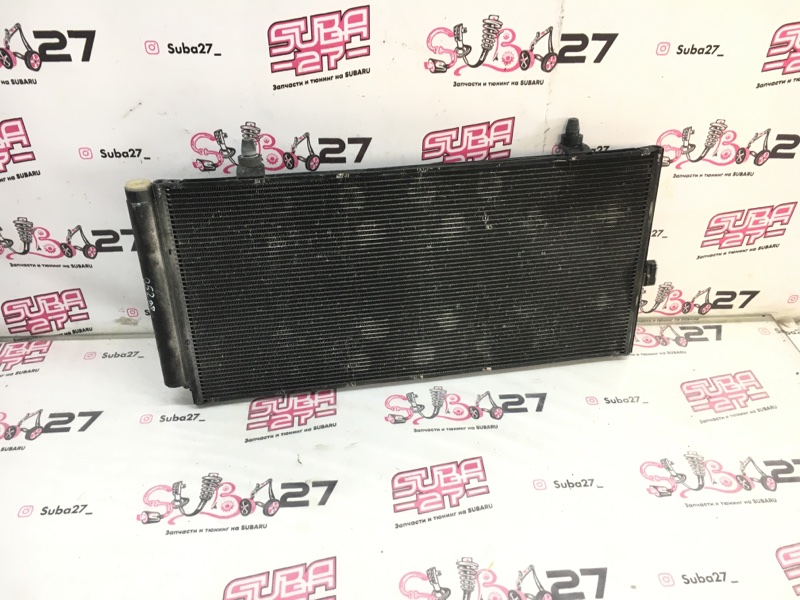 Радиатор кондиционера Subaru Legacy BP5 EJ20Y 2005 (б/у)