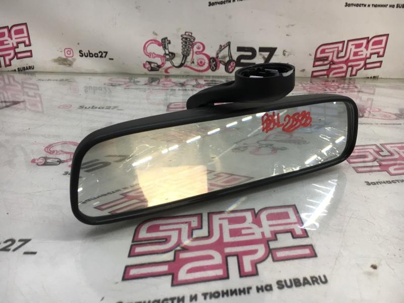 Зеркало салона Subaru Legacy BLE EZ30 2006 (б/у)