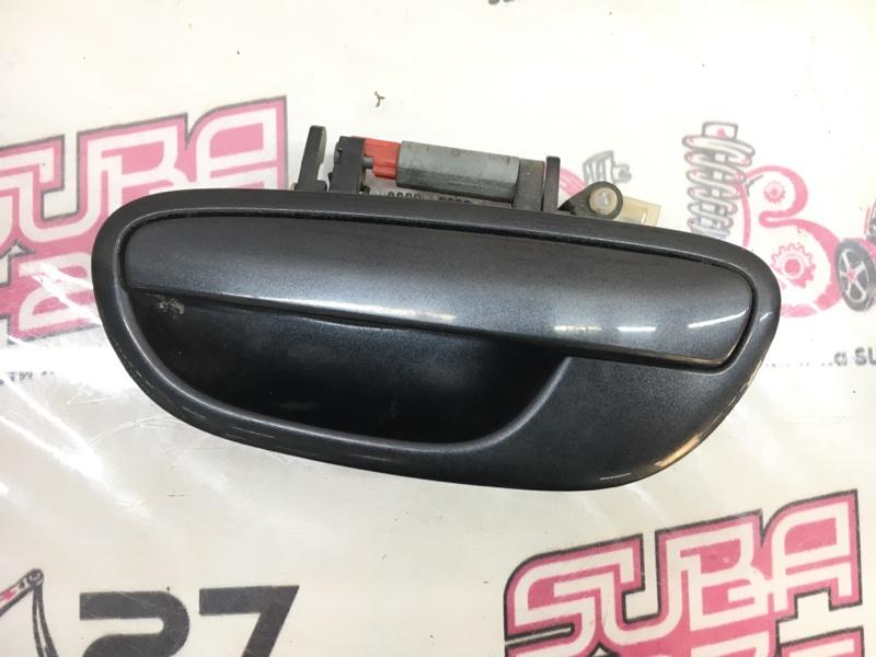 Ручка двери внешняя Subaru Legacy BLE EZ30 2006 передняя левая (б/у)
