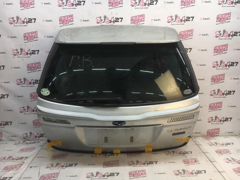 Дверь багажника Subaru Legacy BP5 EJ20Y 2003 (б/у)