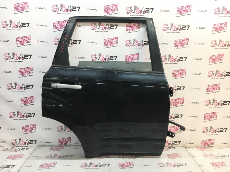 Дверь Subaru Forester SHJ FB20 2011 задняя правая (б/у)
