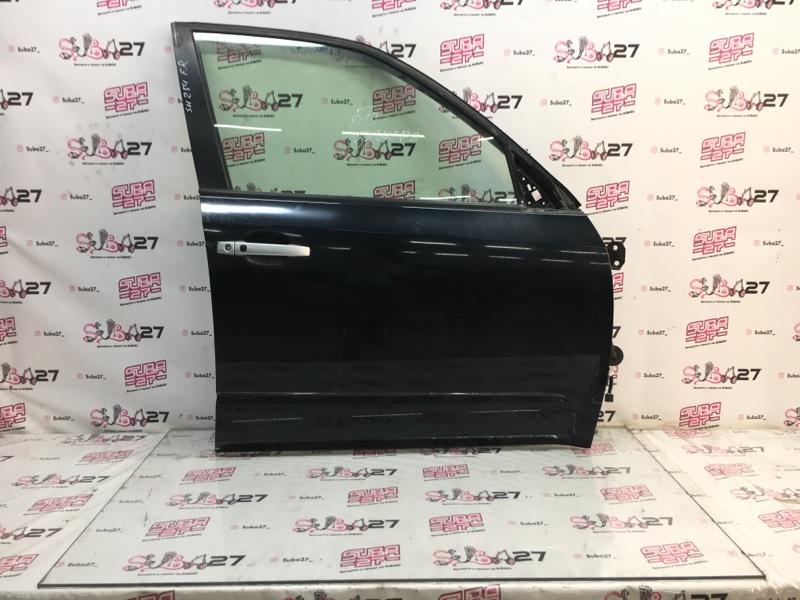 Дверь Subaru Forester SHJ FB20 2011 передняя правая (б/у)