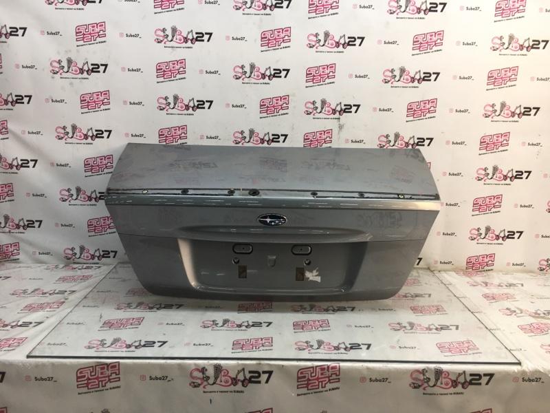 Крышка багажника Subaru Legacy BL5 EJ20Y 2008 (б/у)