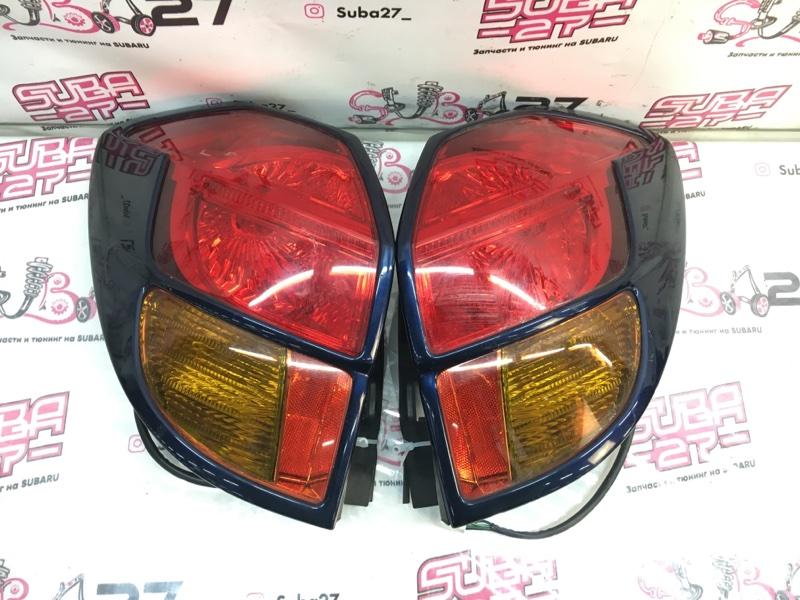 Стоп-сигнал Subaru Legacy BP5 EJ20X 2003 (б/у)