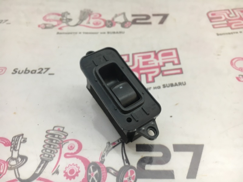 Кнопка стеклоподъемника Subaru Legacy BP5 EJ20X 2005 передняя левая (б/у)