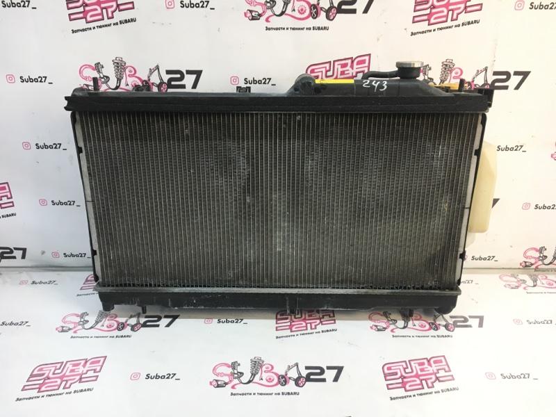Радиатор двс Subaru Legacy BP5 EJ20Y 2003 (б/у)