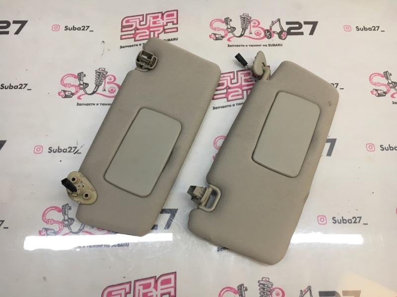 Козырек солнцезащитный Subaru Legacy BPE EZ30 2007 (б/у)