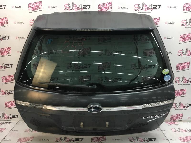 Дверь багажника Subaru Legacy BP9 EJ253 2007 (б/у)