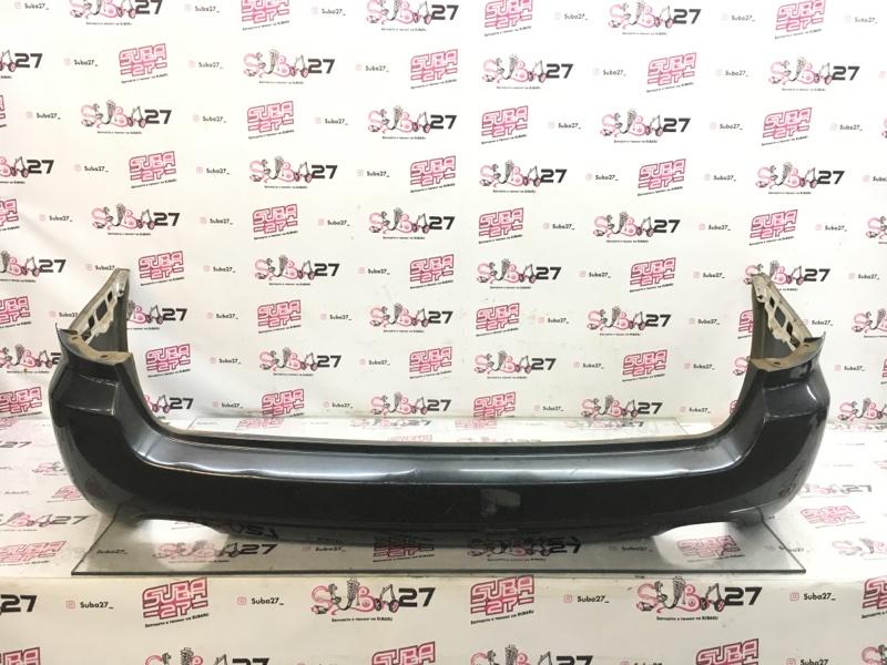 Бампер Subaru Legacy BP9 EJ253 2007 задний (б/у)