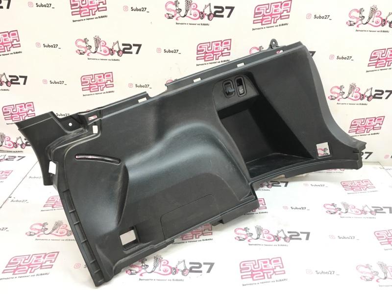 Пластик багажника Subaru Forester SH5 EJ204 2008 задний правый (б/у)