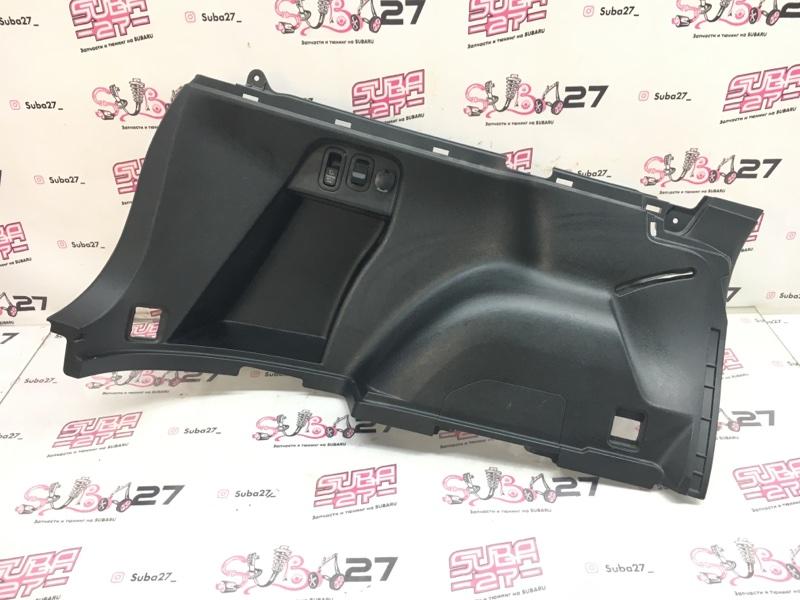 Пластик багажника Subaru Forester SH5 EJ204 2008 левый (б/у)