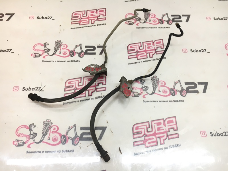 Шланги тормозные Subaru Legacy BP5 EJ20Y 2005 задние (б/у)
