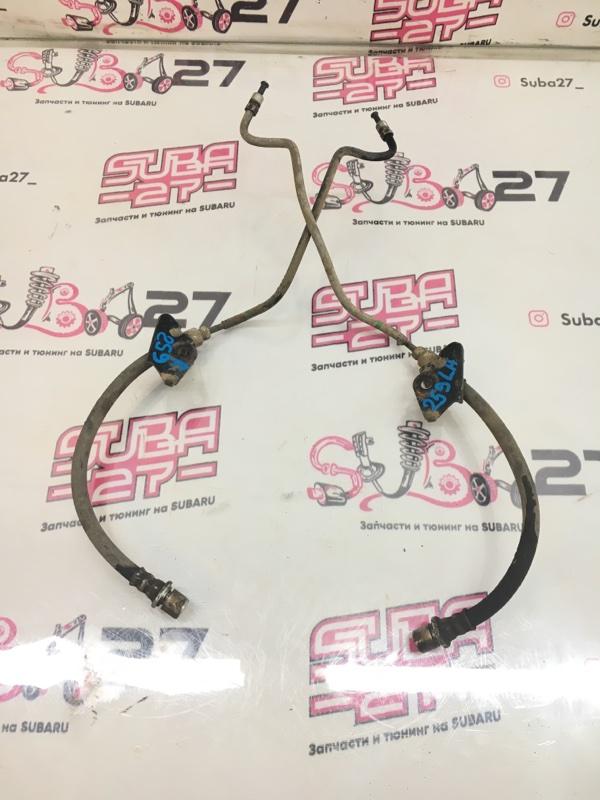 Шланги тормозные Subaru Legacy BP9 EJ253 2007 (б/у)