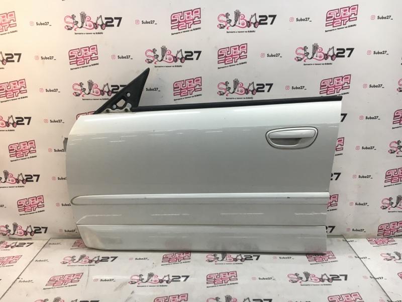 Дверь Subaru Outback BP9 EJ253 2005 передняя левая (б/у)