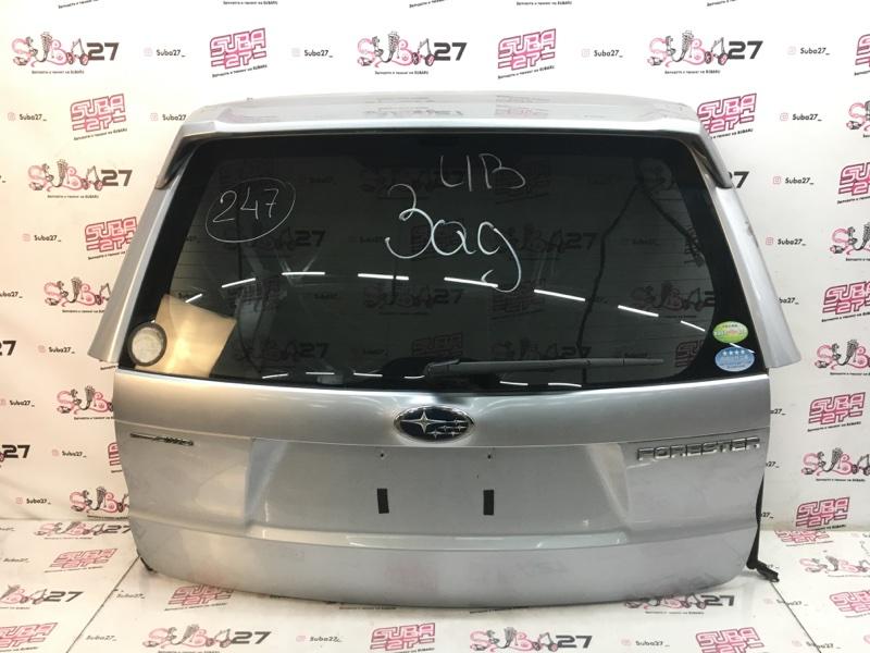 Дверь багажника Subaru Forester SHJ FB20 2011 (б/у)