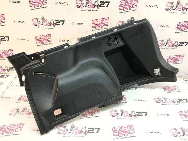 Пластик багажника Subaru Forester SH5 EJ205 2008 задний правый (б/у)