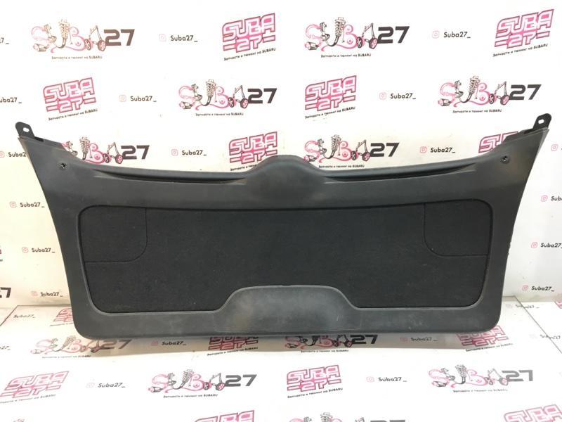 Пластик багажника Subaru Legacy BP5 EJ20X 2006 (б/у)