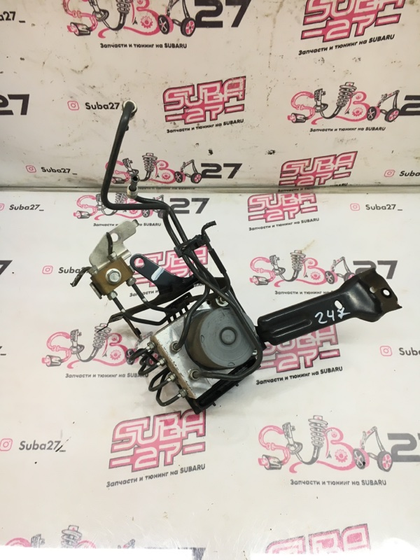Блок abs Subaru Forester SHJ FB20 2011 (б/у)
