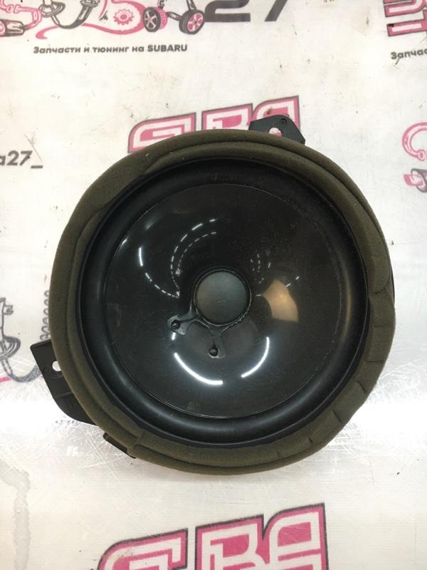 Мультимедиа акустика Subaru Impreza GH8 EJ20X 2008 передняя правая (б/у)