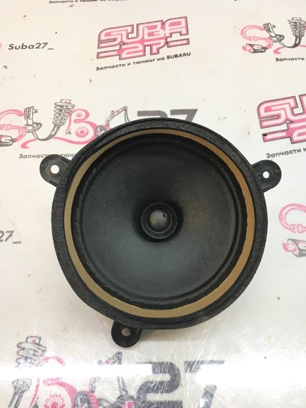 Мультимедиа акустика Subaru Legacy BLE EZ30 2006 задняя правая (б/у)
