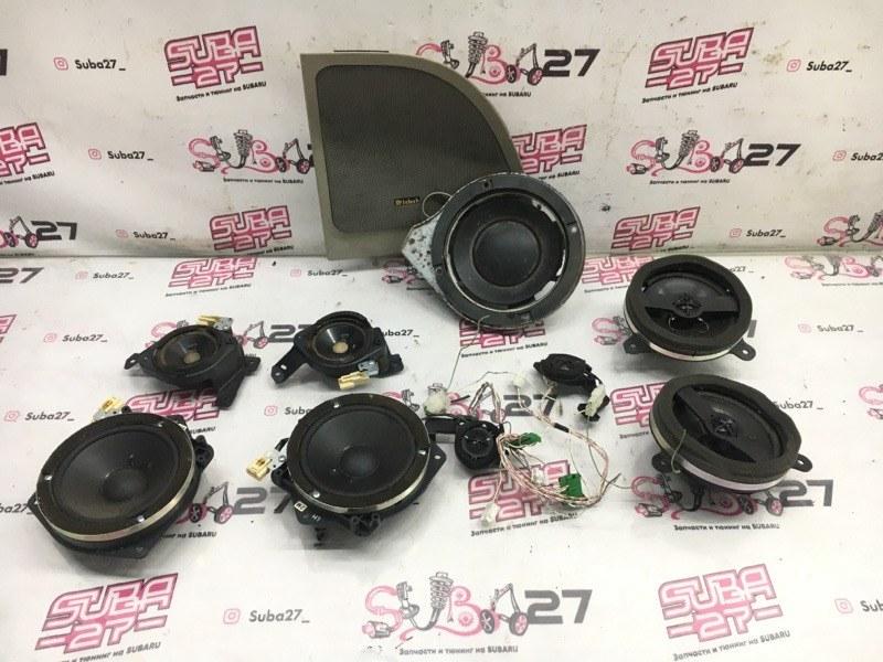 Мультимедиа акустика Subaru Outback BP9 EJ253 2006 (б/у)