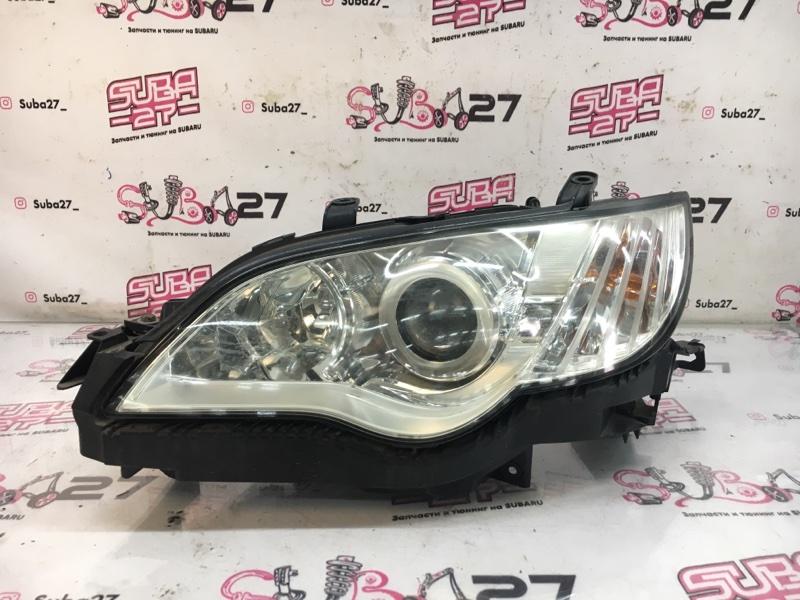 Фара Subaru Legacy BP5 EJ20X 2007 передняя левая (б/у)