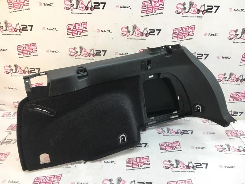 Пластик багажника Subaru Outback BP9 EJ253 2007 задний правый (б/у)