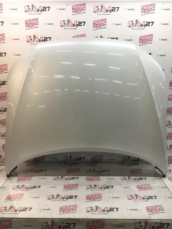 Капот Subaru Forester SH5 EJ204 2008 (б/у)