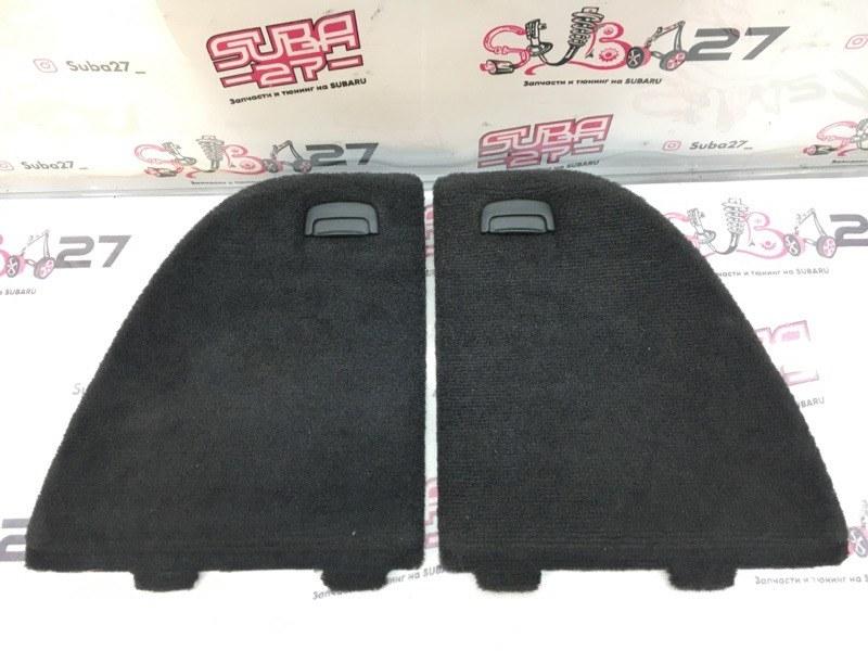 Пластик багажника Subaru Legacy BP5 EJ20Y 2005 (б/у)