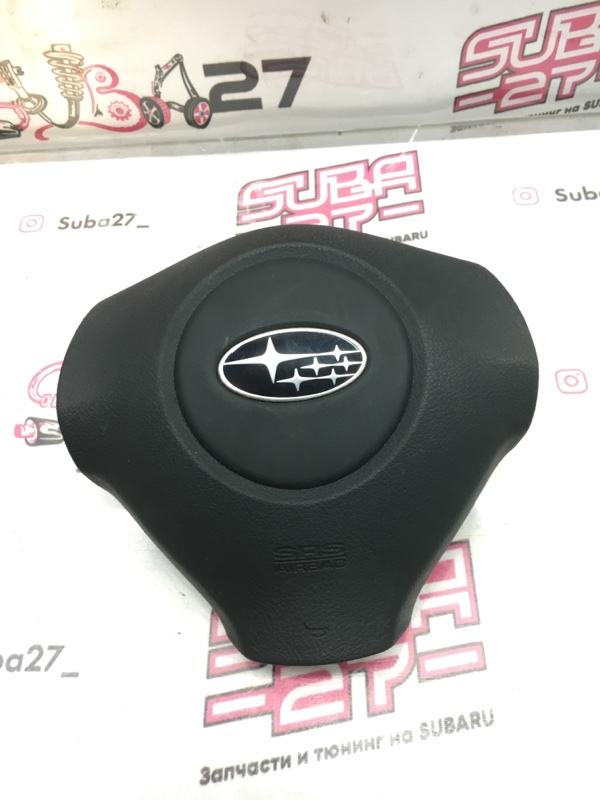 Аирбаг на руль Subaru Legacy BL5 EJ20X 2008 (б/у)