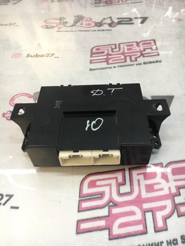 Блок управления печкой Subaru Legacy BL5 EJ20X 2004 (б/у)