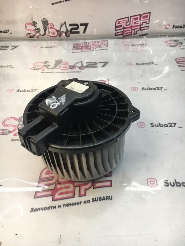 Мотор печки Subaru Legacy BP5 EJ20X 2004 (б/у)
