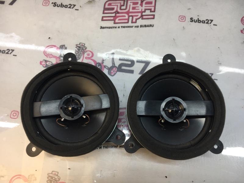 Мультимедиа акустика Subaru Legacy BLE EZ30 2007 задняя (б/у)