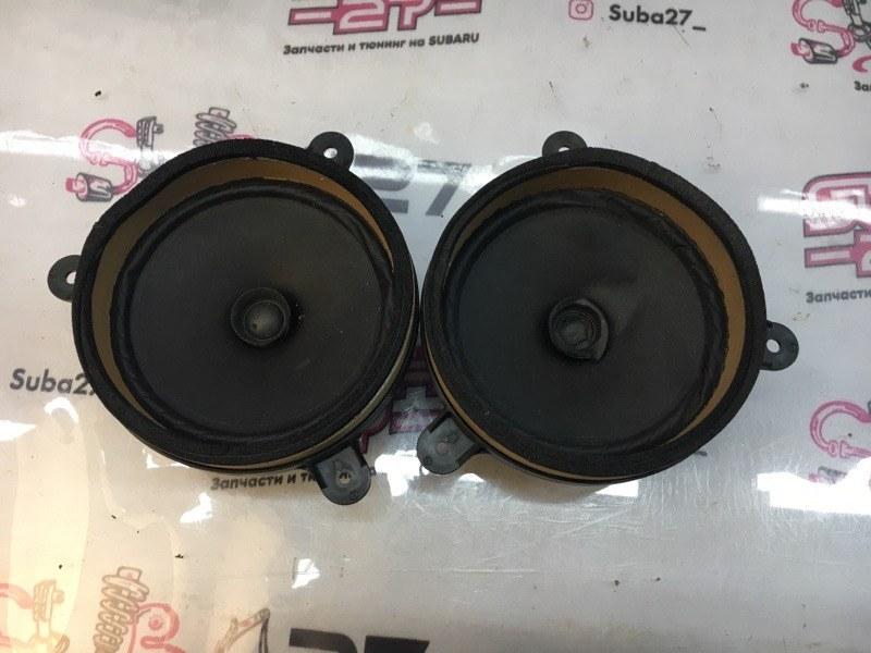 Мультимедиа акустика Subaru Legacy BL5 EJ20Y 2007 передняя (б/у)