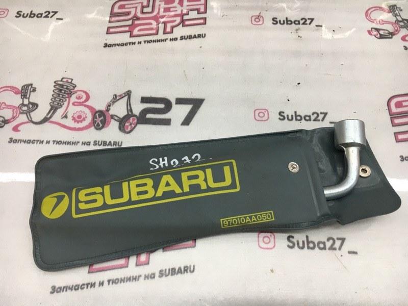 Балонник Subaru Forester SH5 EJ204 2008 (б/у)