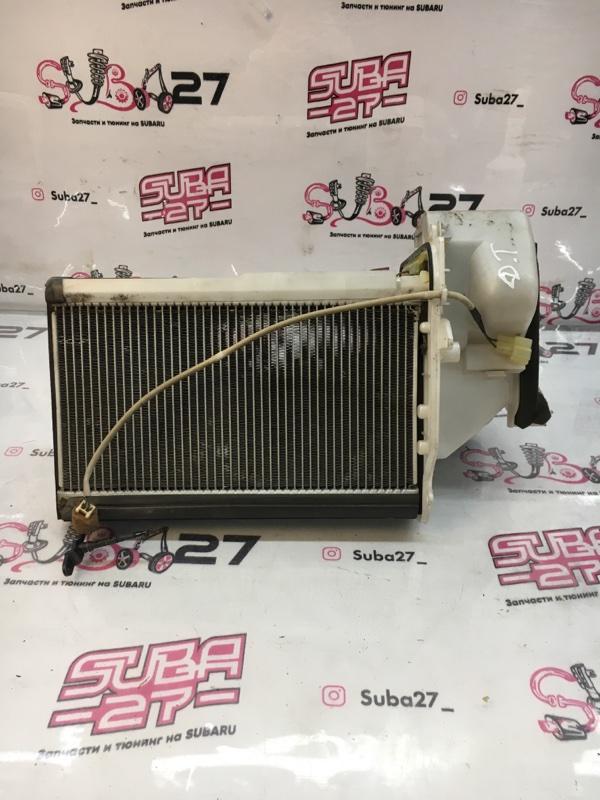 Радиатор печки Subaru Legacy BP5 EJ20X 2004 (б/у)