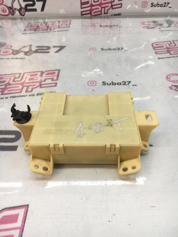Блок управления печкой Subaru Legacy BP5 EJ20X 2004 (б/у)