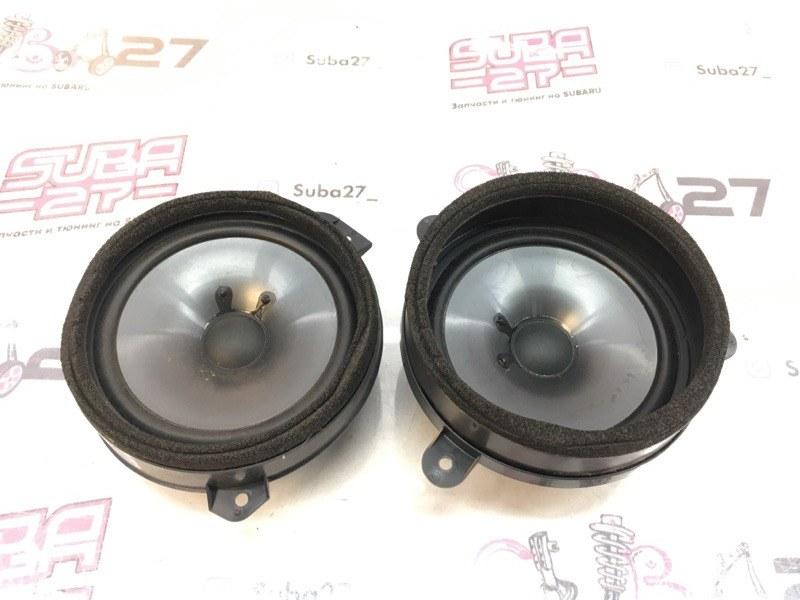 Мультимедиа акустика Subaru Impreza GH2 EL15 2011 передняя (б/у)