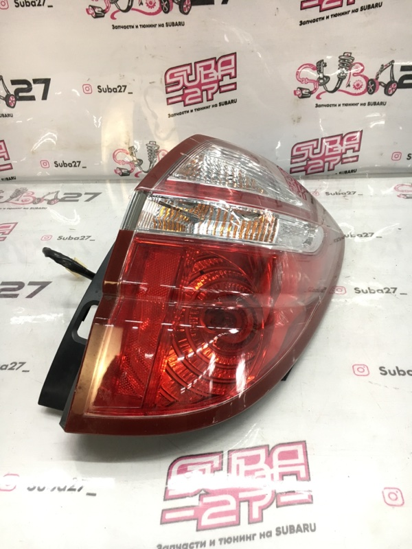 Стоп-сигнал Subaru Legacy BPE EZ30 2007 задний правый (б/у)