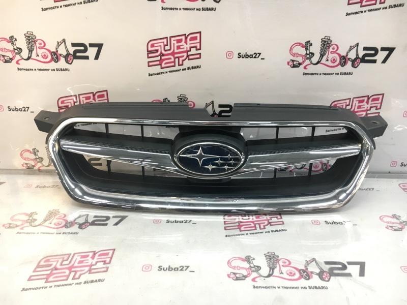 Решетка радиатора Subaru Legacy BP9 EJ253 2009 (б/у)