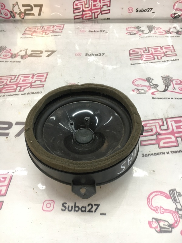 Мультимедиа акустика Subaru Forester SH5 EJ205 2011 (б/у)