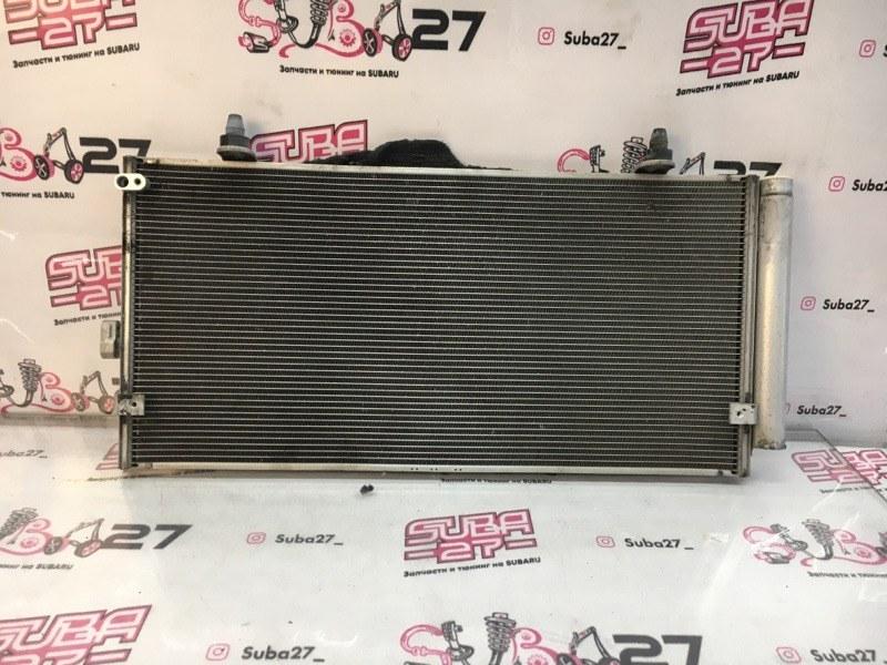 Радиатор кондиционера Subaru Outback BP9 EJ253 2008 (б/у)