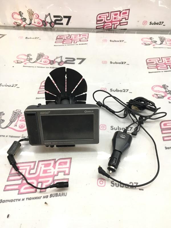Мультимедиа магнитола Subaru Impreza GDA EJ205 2002 (б/у)
