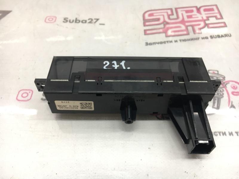 Часы Subaru Legacy BP9 EJ253 2009 (б/у)