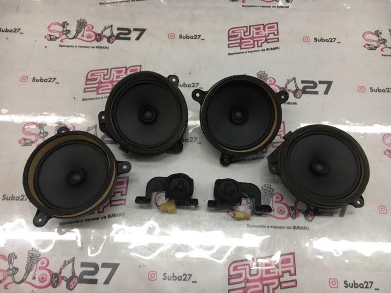 Мультимедиа акустика Subaru Legacy BP9 EJ253 2009 (б/у)