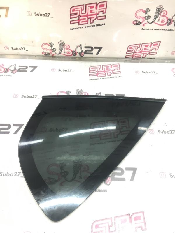 Стекло собачника Subaru Impreza GH8 EJ20X 2007 левое (б/у)