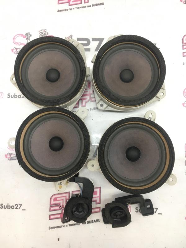 Мультимедиа акустика Subaru Legacy BLE EZ30 2004 (б/у)