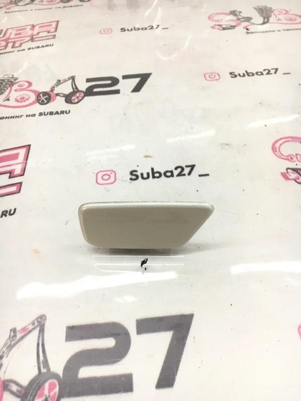 Заглушка бампера Subaru Forester SH5 EJ205 2010 передняя левая (б/у)